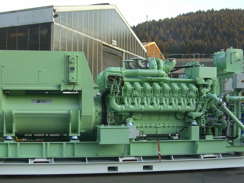 Diesel-electric drive systems