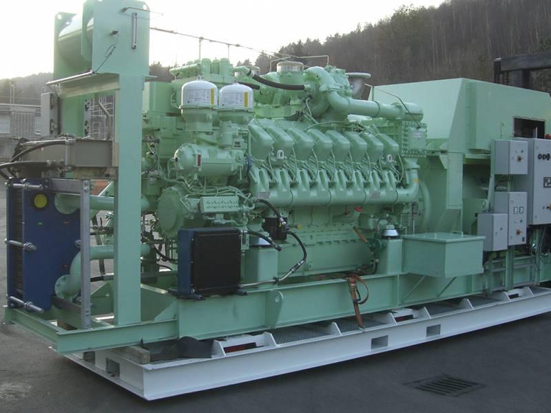 Dieselelektrische Antriebssysteme